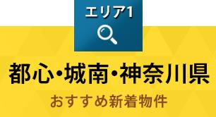 エリア1都心、城南、神奈川県